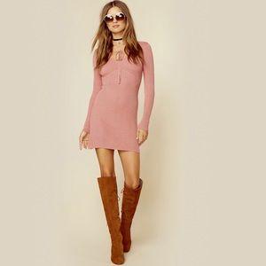 FL&L knitz Delaney dress